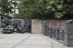 Monument des privilèges de concession de Dusseldorf images stock
