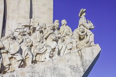 Monument Discoveries, Lisbon. Royalty Free Stock Photo