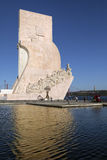 Monument of the Discoveries - Lisbon - Portugal royalty free stock photo
