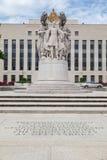 Monument District Court Washington DC Stock Photography