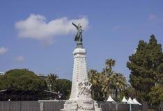 Monument du Centenaire à Nice photo stock