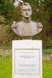 Monument du Général Don José de San MartÃn Photo stock