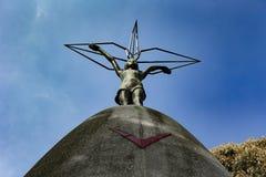 Monument du ` s d'enfants de parc commémoratif de paix d'Hiroshima photos stock