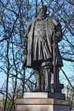 Monument of Duke Albrecht. Kaliningrad  Royalty Free Stock Photo