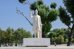 Monument Eleftherios Venizelos, Thessaloniki, Greece Stock Photos