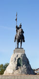 Monument emir sultan Stock Images