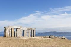 Monument en pierre Photographie stock