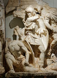 Monument in Ephesos Stock Image