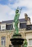 Monument för Ð-¡ himneysweep i parkera Sablon Royaltyfri Bild