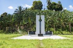 Monument för de koreanska dödaen för Stillahavs- krig Royaltyfria Bilder