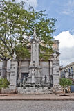 Monument för El Templete Royaltyfri Foto