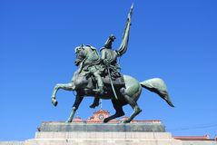 Monument för general Belgrano Royaltyfri Foto