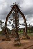Monument för gummistövel NSW Royaltyfri Foto