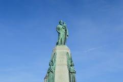 Monument för St Joseph Oratory Royaltyfri Bild