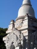 Monument för världskrig 1 till den expeditions- styrkan Arkivbild
