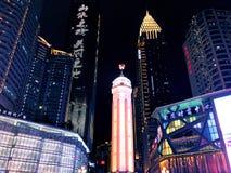 Monument für Befreiung Chongqing lizenzfreie stockfotos