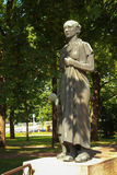 Monument of Finnish mothers with a child who survived the horrors of the 2nd World war Royalty Free Stock Photo