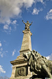 Monument of  Freedom  in Ruse Royalty Free Stock Photos