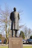 Monument Friedrich Alfred Krupp, Essen Royaltyfria Bilder