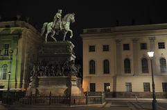 Monument Friedrich der Grosse Royalty Free Stock Photography