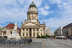 Berlin, Gendarmenmarkt Royalty Free Stock Images