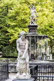 Monument in the gardens of Aranjuez Royal Palace, Spain. Monument in the gardens of Aranjuez Royal Palace, Madrid province, Spain Stock Photo