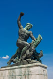 Monument at Gellert Hill Royalty Free Stock Image