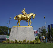 Monument of General Aung San Stock Images