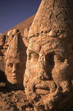 Monument of gods on nemrut mountain, kahta ,adiyaman,turkey Royalty Free Stock Photos