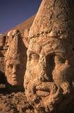 Monument of gods on nemrut mountain, kahta ,adiyaman,turkey Royalty Free Stock Photos