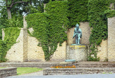 Monument in Goslar, Germany Stock Photography