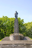 Monument. The monument at the grave of Taras Shevchenko Royalty Free Stock Photography