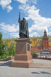 Monument Hermogenes in the Alexander Garden, Moscow Stock Images