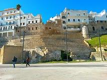 Monument historique. A monument historique in tangier Stock Photography