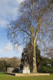 Monument in Hyde Park - London Royalty Free Stock Images