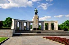 Monument i Berlin Royaltyfria Foton