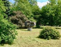 Monument i Kielce Royaltyfria Bilder
