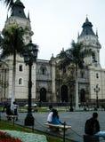 Monument i Lima Royaltyfri Foto
