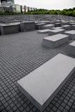 Monument i minnet av förintelsen Royaltyfri Foto