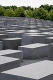 Monument i minnet av förintelsen Arkivfoto