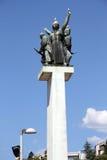 Monument i Rijeka Arkivfoto