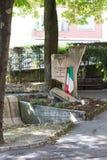 Monument im Süden der Stadt Stockbilder