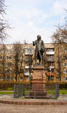 Monument Immanuel Kant in Kaliningrad Royalty Free Stock Photo