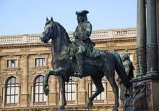 Monument In Hofburg (Vienna, Austria) Stock Images