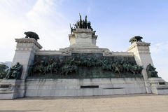 Monument of independence royalty free stock image
