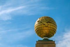 Monument of Independence in Tashkent, Uzbekistan Stock Photography