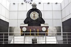 Monument of the Indian Railways Stock Photography