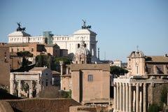 Monument Italien Arkivfoton