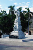 Monument of Jose Marti. Royalty Free Stock Photography