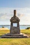 Monument Juan de Amezquita Royalty Free Stock Photography